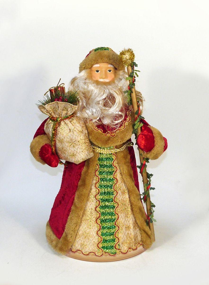 Дед Мороз Золотой 1300 грамм