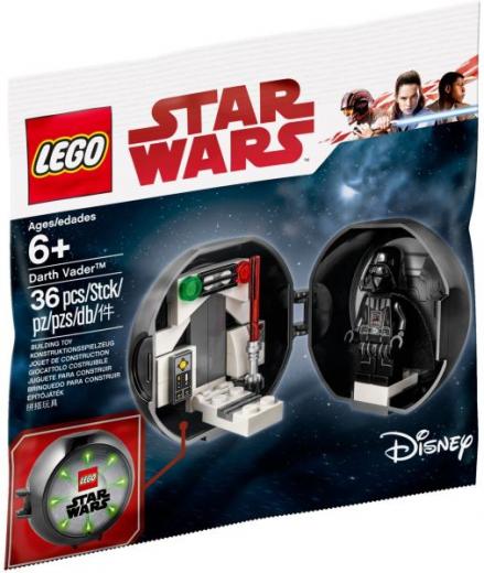 Юбилейная капсула. LEGO Звездные Войны