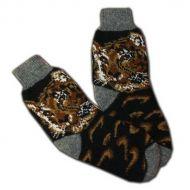 Носки мужские бесшовные (шерсть)№0150