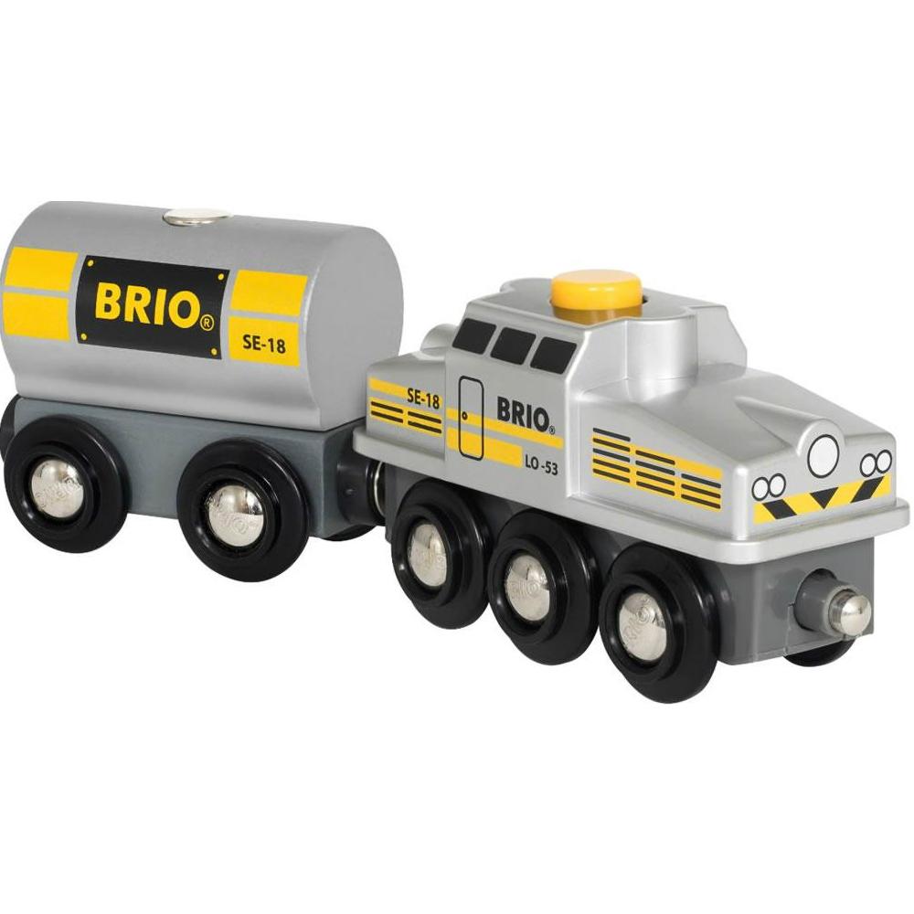 BRIO Поезд 2018