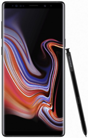 Samsung Galaxy Note 9 128 ГБ (черный)