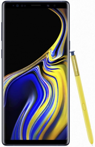 Samsung Galaxy Note 9 128 ГБ (синий)
