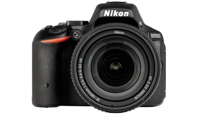 Nikon D5500 Kit 18-140 VR