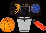 Сет для баскетбола к батутам Hasttings серии Air Game