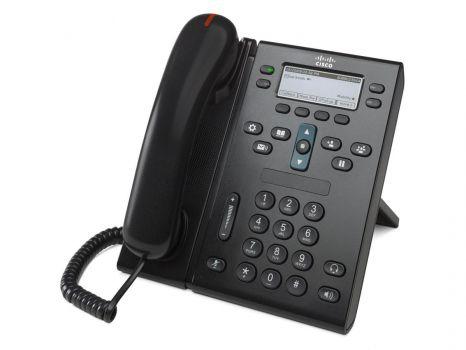 IP Телефон Cisco CP-6941-C-K9=