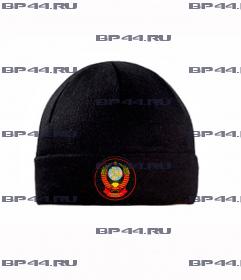 Шапка вязанная Рожден в СССР