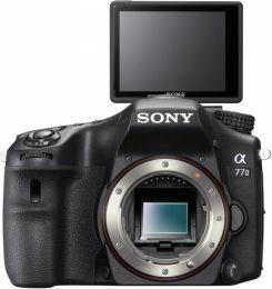 Фотоаппарат Sony Alpha ILCA-77M2 Body