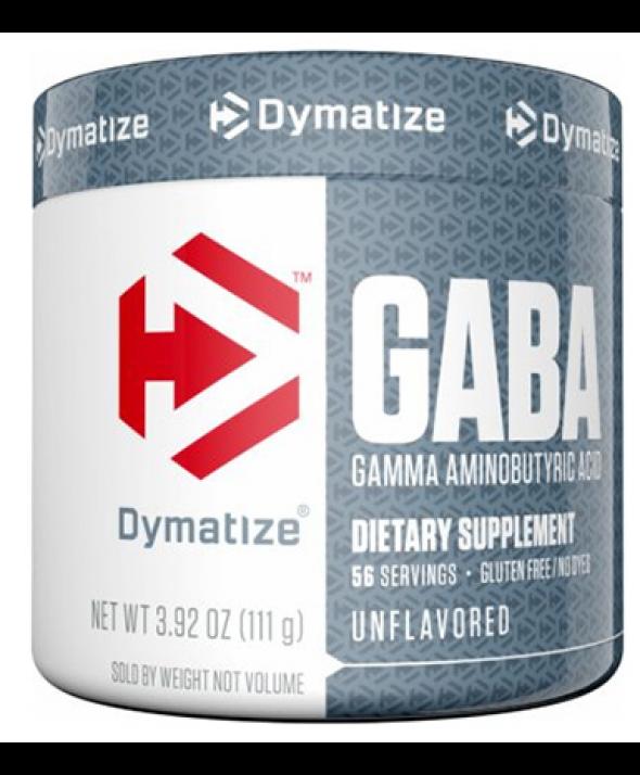 GABA от Dymatize Nutrition 111 гр (55 порций)_