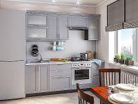 Кухня Сканди-02 Grey Softwood