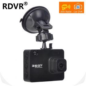 Автомобильный видеорегистратор + Радар-детектор RDVR 360