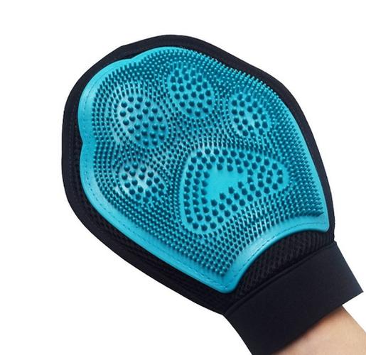 Варежка для груминга 3 в 1 Grooming Glove Лапка