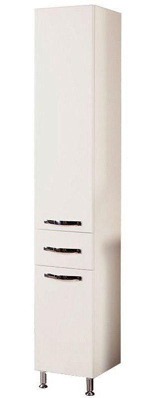 Шкаф-колонна Акватон Ария Н напольный Белый 1A124303AA010