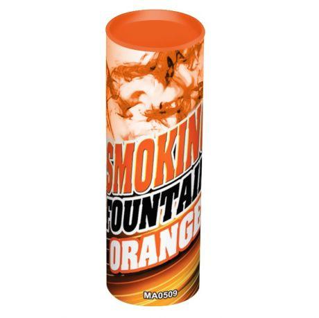 Цветной Дым SMOKING FOUNTAIN MA0509 оранжевый Максем