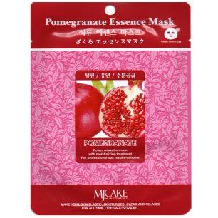 Pomegranate Essence Mask Маска тканевая гранат, 23гр