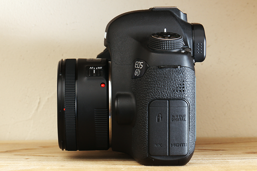 Canon EOS 6D Kit 50mm/1.8 STM