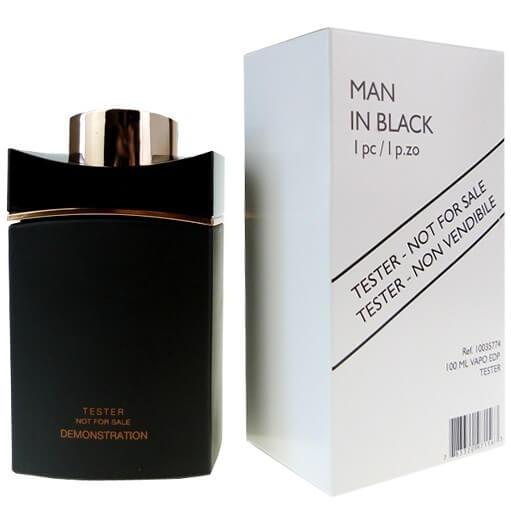 Bvlgari Bvlgari Man In Black тестер, 100 ml