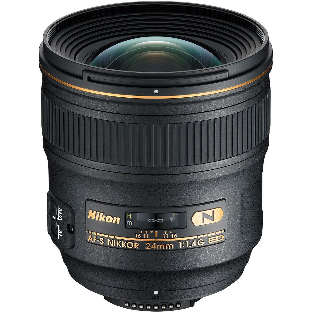 Nikon 24mm f/1.4G ED AF-S Nikkor