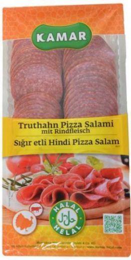 Салями Пицца Камар Халал 250 гр.