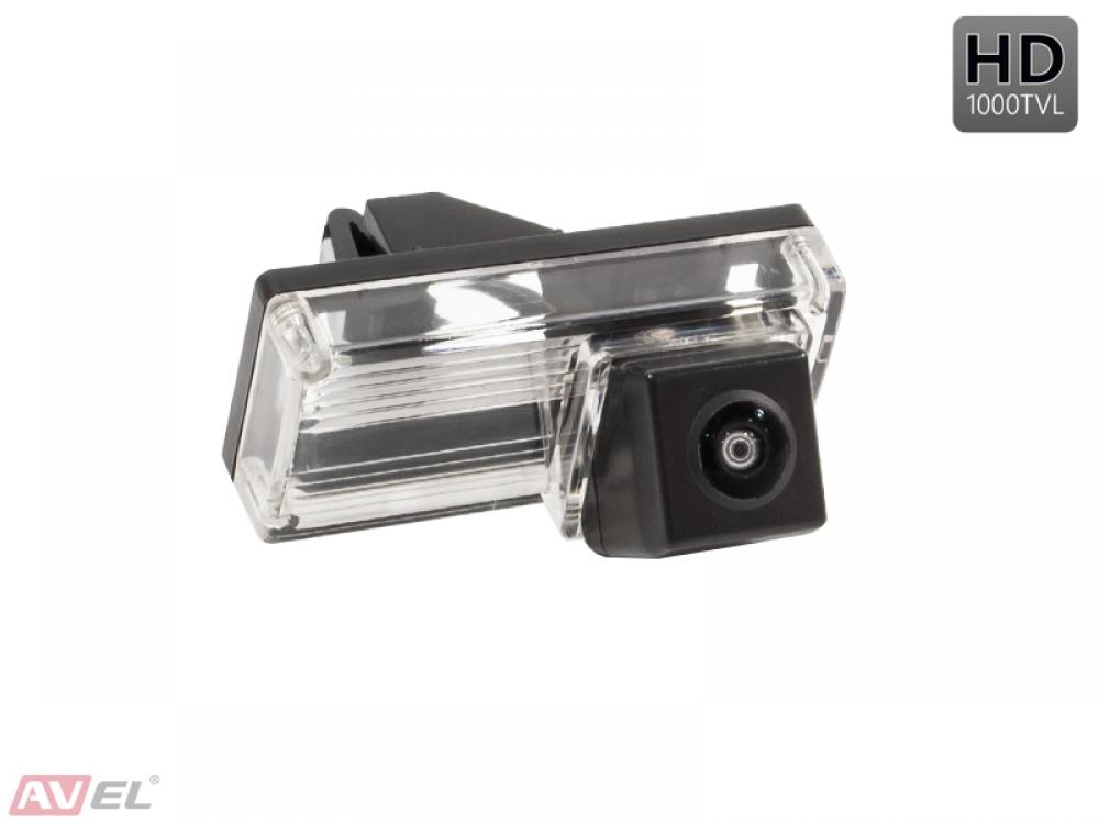 AVS327CPR (#094) Штатная камера заднего вида для автомобилей LEXUS/ TOYOTA