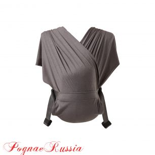 "Слинг-рюкзак Pognae Shawl ""Charcoal"" (аксессуар к моделям No5 Plus, ORGA Plus)"