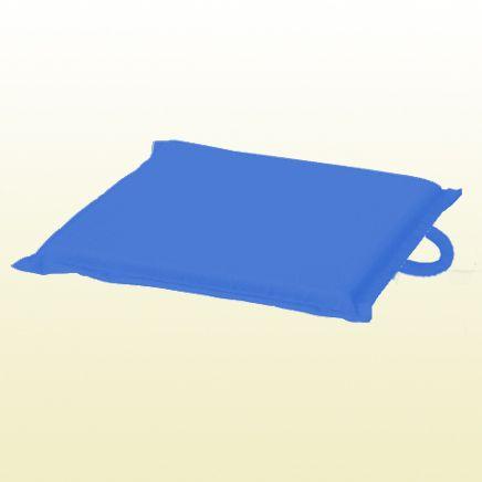 Подушка Оксфорд, цвет синий