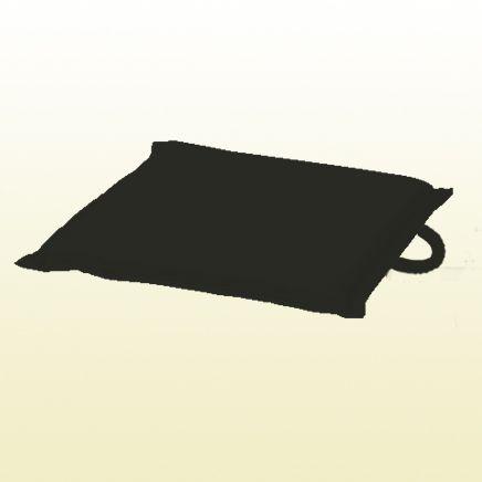 Подушка Оксфорд, цвет черный