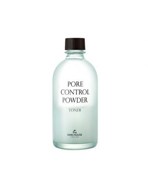 "Тонер с абсорбирующей пудрой ""Pore control"", 130мл, The Skin House"