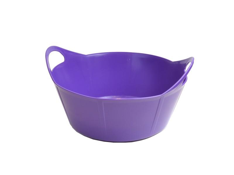 Тазик для кормления, мягкий PVL пластик. 15 литров. Gewa