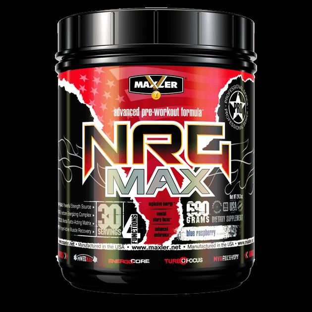 NRG MAX от Maxler (690 g)
