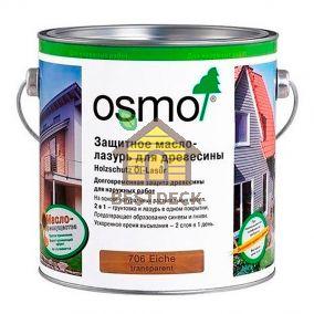 Защитное масло-лазурь для древесины HolzSchutz Ol-Lasur для фасадов