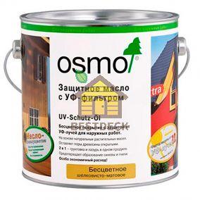 Защитное масло с УФ-фильтром UV-Schutz-Ol для наружных работ, без биоцидов
