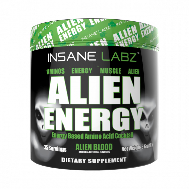 Alien Energy от Insane Labz 30 порций