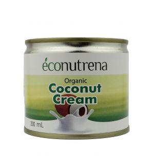 Кокосовые сливки 22% Органические 200 мл
