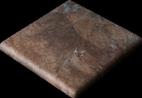 Ступень угловая Exagres Maverick Cartabon Fior. Siena 33×33.5