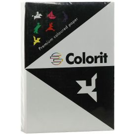 "Бумага офисная ""Colorit"", цвет: Silver gray, 500 листов, А4"