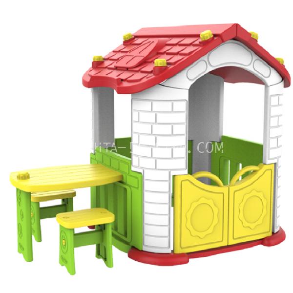 Игровой домик со столиком CHD-804