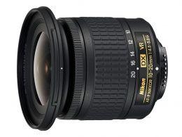 Объектив Nikon 10-20mm f/4.5-5.6G VR AF-P DX Nikkor