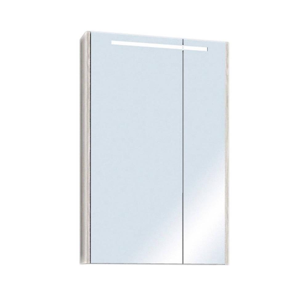 "Зеркало-шкаф ""Верди 60"" 1A206902VDAV0, цвет белый/ясень фабрик"