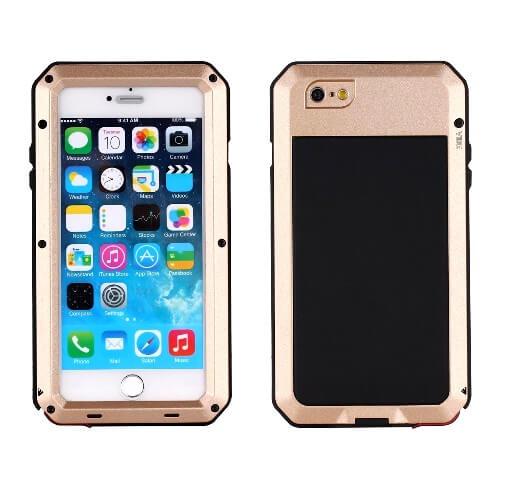 Чехол LUNATIK TAKTIK EXTREME для iPhone 6 Plus, 6S Plus Серебристый