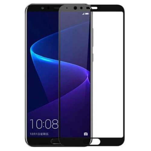 Защитное стекло полное (2.5D) для Huawei Honor 9 Черный