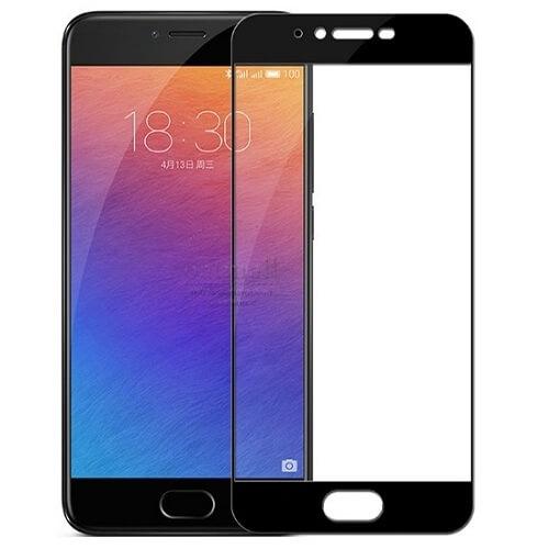 Защитное стекло полное (2.5D) для Meizu M5 Note Черный