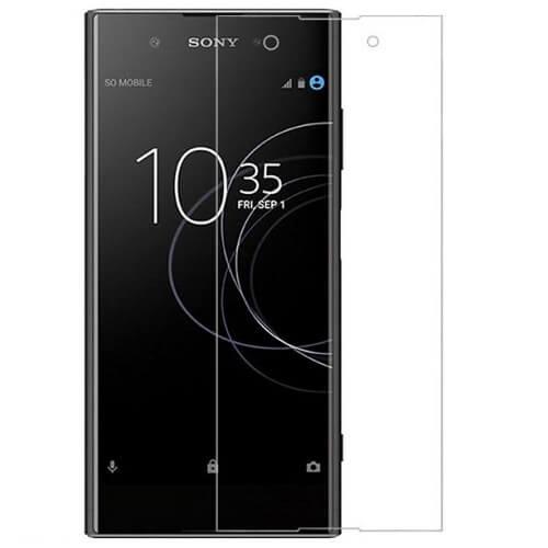 Защитное стекло (плоское) для Sony Xperia XA1 Plus (G3421, G3412)