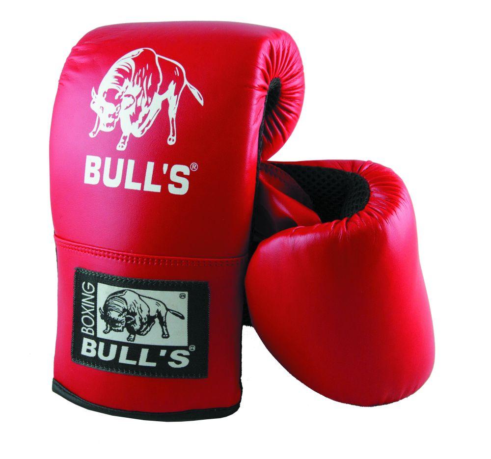 Перчатки снарядные BULL'S красные BTB-17001