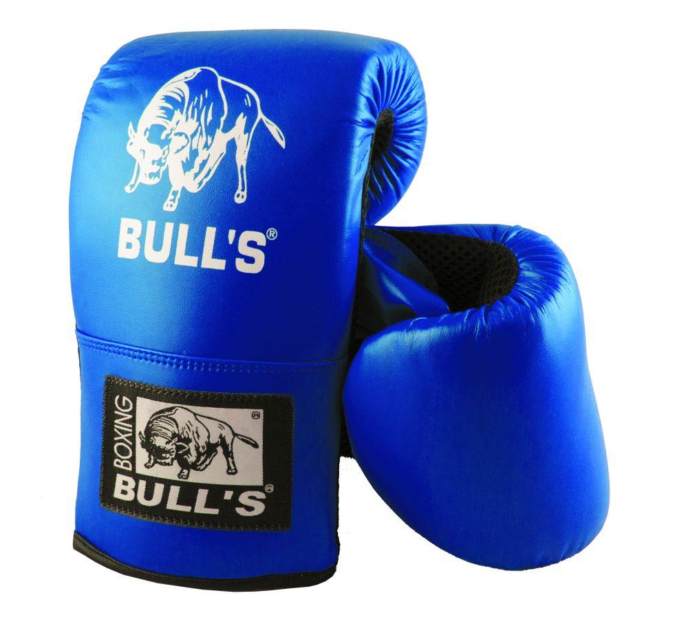 Перчатки снарядные BULL'S синие BTB-17001