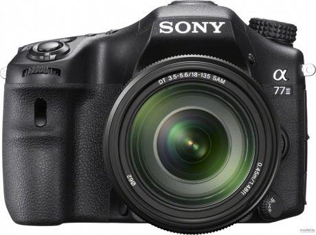 Фотоаппарат Sony Alpha ILCA-77M2 Kit 18-135mm