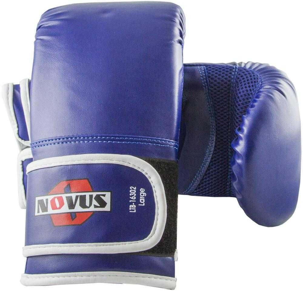 Перчатки снарядные Novus синие LTB-16302