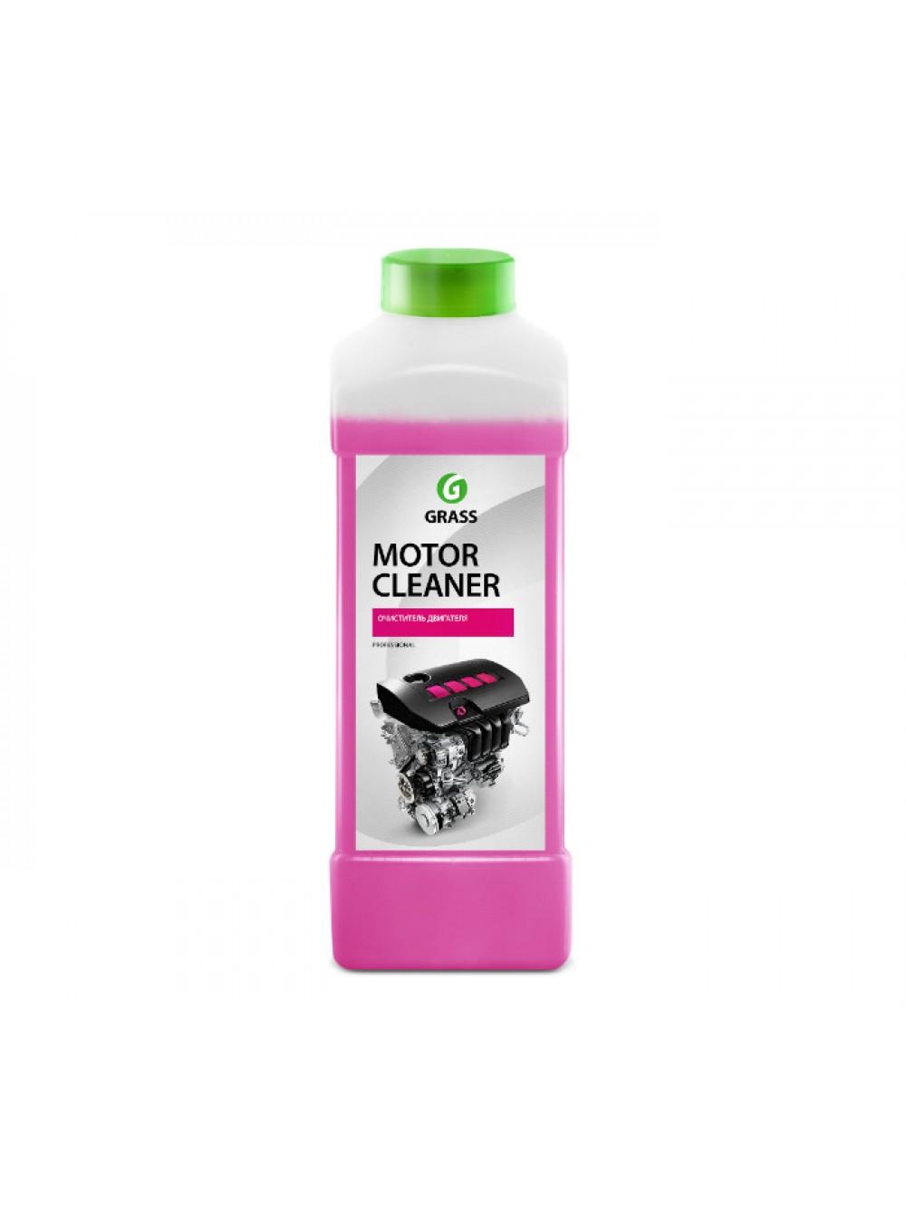 """Очиститель двигателя """"Motor Cleaner"""" GRASS 1л"""