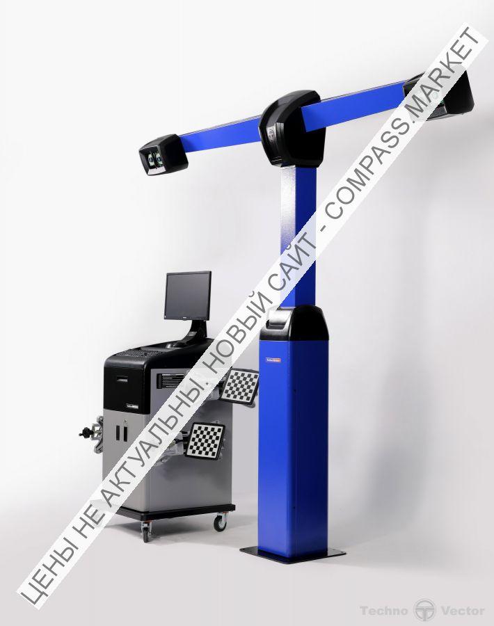 Стенд сход-развал 3D Техновектор 7 T 7204 T S