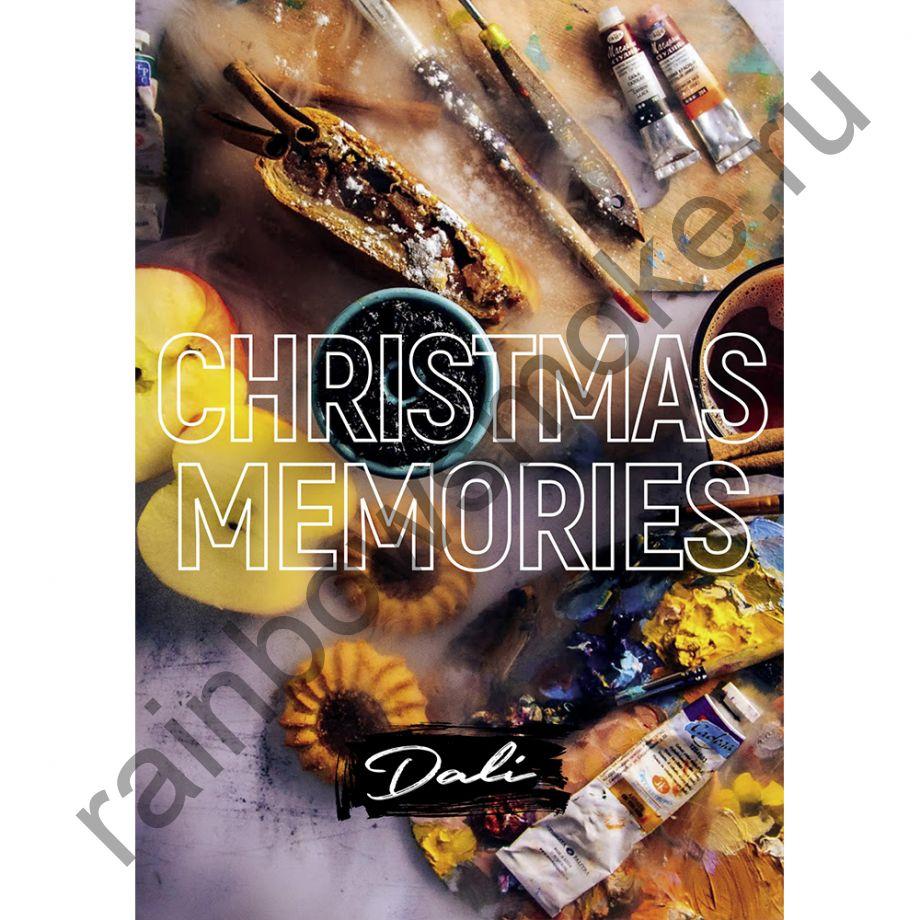 Смесь Dali 50 гр - Christmas Memories (Глинтвейн и Яблочный Штрудель)