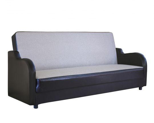 Диван-кровать Классика В рогожка бежевый